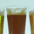 Pints Of Beer by Romulo Yanes