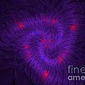 Pinwheel Fractaling Around by Melissa Messick
