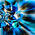 Pinwheel  by Michael Arend