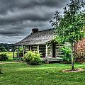 Pioneer Cabin 25 by Douglas Barnett