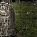 Pioneer Grave by Jean Noren