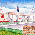 Pioneer Peak Elementary School by Terri Pfister