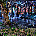 Pioneer Square In Seattle by David Patterson