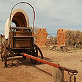 Pionner Wagon by Jeff Swan