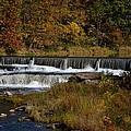 Pipe Creek Falls by Regine Brindle