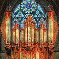Pipe Organ by Dave Mills