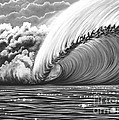 Pipeline Gem by Marty  Calabrese