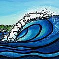 Pipeline Splash by Jamie Swim