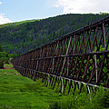 Pipeline Trestle by Jeremy Rhoades