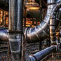Pipes  by Rick Mosher