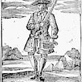 Pirate John Rackam, 1725 by Granger