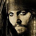 Pirate Life - Sepia by Absinthe Art By Michelle LeAnn Scott