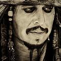 Pirate Look A Like by Wayne Wood