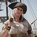Pirate Queen With A Bad Attitude by Brenda Kean
