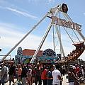 Pirate Ship At The Santa Cruz Beach Boardwalk California 5d23854 by Wingsdomain Art and Photography