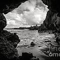 Pirate Treasure Cave Pa'iloa Beach by Edward Fielding