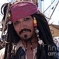 Pirate With Kind Eyes by Brenda Kean