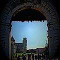 Pisa Square by Al Bourassa