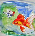 Pisces by Shakhenabat Kasana
