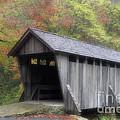 Pisgah Covered Bridge by Karol Livote