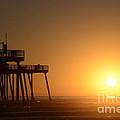 Pismo Beach Pier California 6 by Bob Christopher