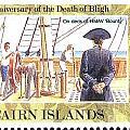 Pitcairn Island Stamp by Vladimir Berrio Lemm