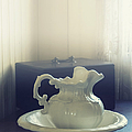 Pitcher And Basin by Margie Hurwich