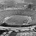 Pitt Stadium 1956 by Angela Rath