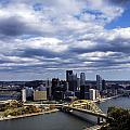 Pittsburgh After The Storm by Michelle Joseph-Long