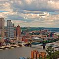 Pittsburgh Pa by James Young