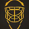 Pittsburgh Penguins Goalie Mask by Joe Hamilton