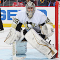 Pittsburgh Penguins V New Jersey Devils by Andy Marlin