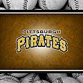Pittsburgh Pirates by Joe Hamilton