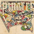 Pittsburgh Pirates Poster Art by Florian Rodarte