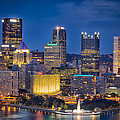 Pittsburgh by Rich McPeek