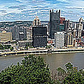 Pittsburgh Skyline by Brian Archer