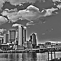 Pittsburgh Skyline by Lisa Wagner