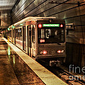 Pittsburgh Subway by  Rich  Wise