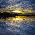 Pittwater Sunset Abstract by Sheila Smart Fine Art Photography
