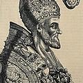 Pius Iv 1499-1565. Pope 1559-1565 by Everett