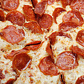 Pizza Shoppe Pepperoni Pizza 1 by Andee Design