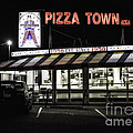 Pizza Town by Jerry Fornarotto