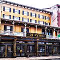 Pj Ryans Irish Pub by Bill Cannon