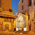 Place De La Republique by Brian Jannsen