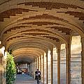 Place Des Vosges Walkway by Brian Jannsen