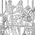 Plague, 1500 by Granger