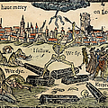 Plague Of London, 1665 by Granger