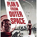 Plan 9 From Outer Space, Vampira, 1959 by Everett