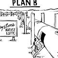 Plan B Keystone Pipeline Has Been Converted by Drew Dernavich