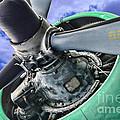 Plane Green Prop by Paul Ward